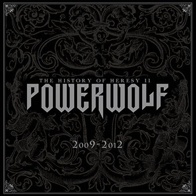 Powerwolf HISTORY OF HERESY II CD