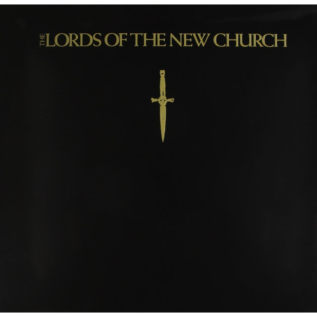 Lords of the New Church Vinyl Record