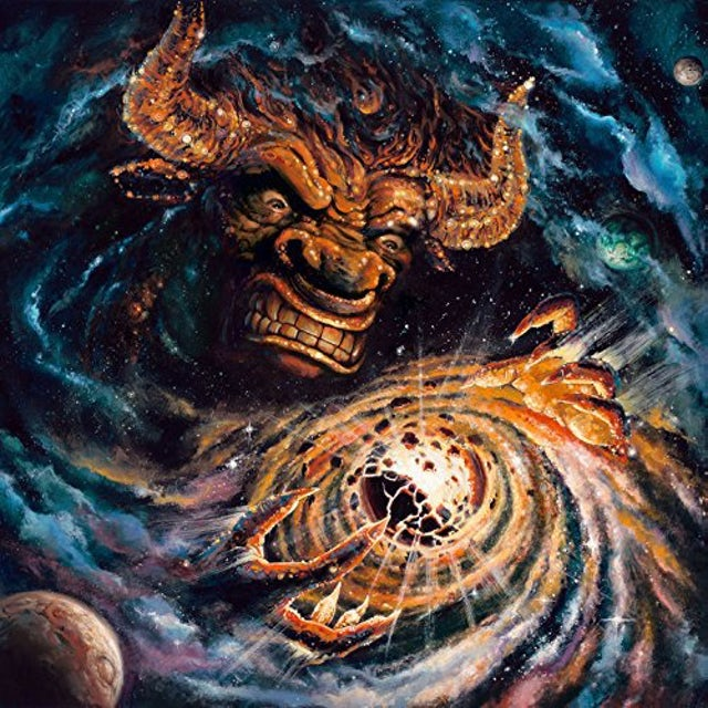 Monster Magnet MILKING THE STARS: A RE-IMAGINING OF LAST PATROL Vinyl Record