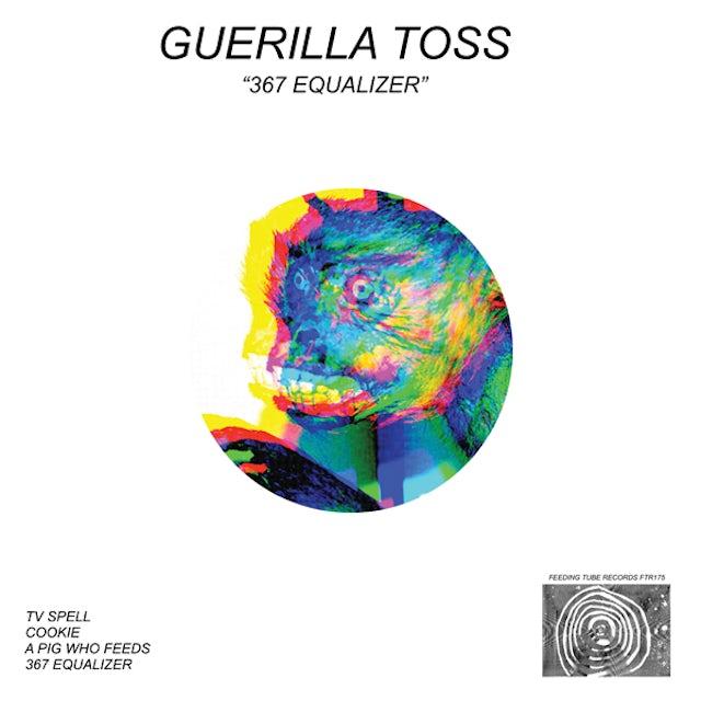 GUERILLA TOSS 367 EQUALIZER Vinyl Record