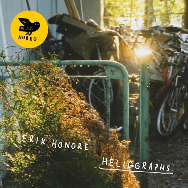 Erik Honoré HELIOGRAPHS Vinyl Record