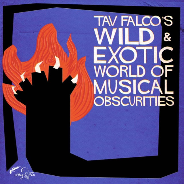 TAV FALCOS WILD & EXOTIC WORLD OF MUSICAL OBSCURI Vinyl Record
