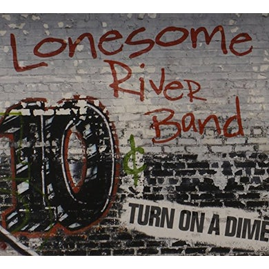 Lonesome River Band TURN ON A DIME CD