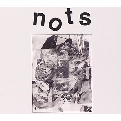 WE ARE NOTS CD