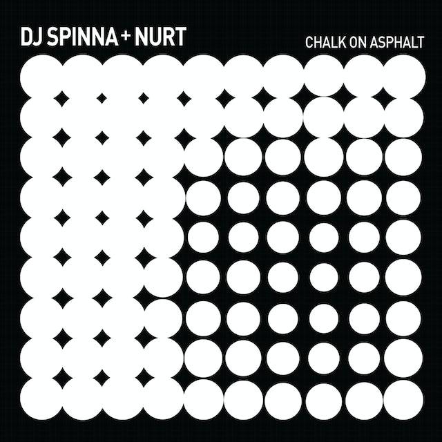 DJ SPINNA / NURT CHALK ON ASPHALT Vinyl Record