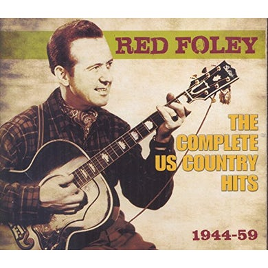 Red Foley COMPLETE US COUNTRY HITS 1944-59 CD