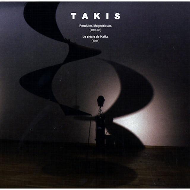 TAKIS PENDULES MAGNOTIQUES 1964-66 / LE SICLE DE KAFKA Vinyl Record