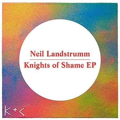 Neil Landstrumm KNIGHTS OF SHAME Vinyl Record
