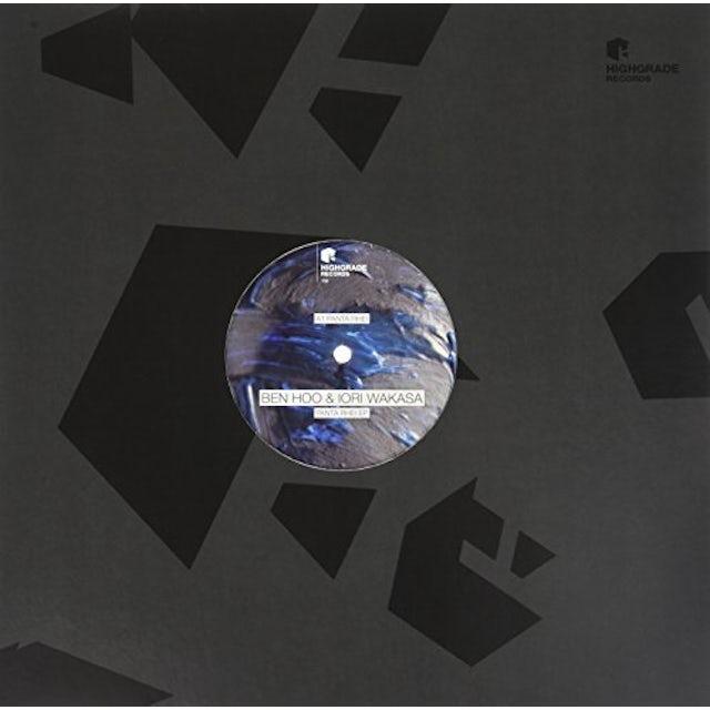 Ben Hoo / Iori Wakasa PANTA RHEI Vinyl Record
