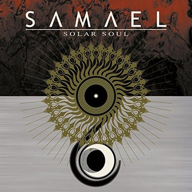 Samael SOLAR SOUL CD