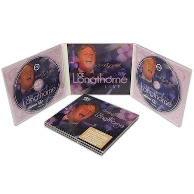 Joe Longthorne MAN & HIS MUSIC CD