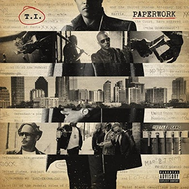 T.I. PAPERWORK Vinyl Record