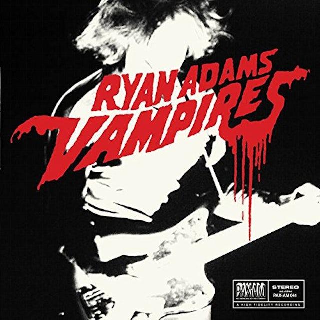 Ryan Adams VAMPIRES Vinyl Record - Limited Edition