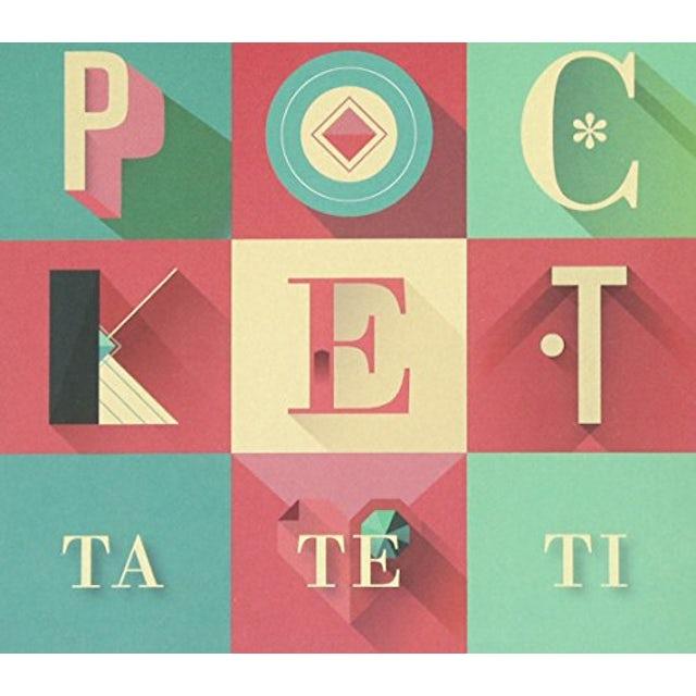 Pocket TA TE TI CD