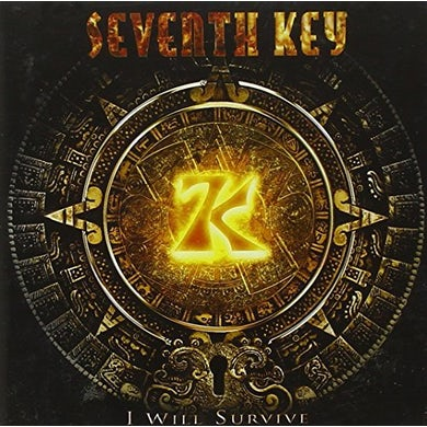 Seventh Key I WILL SURVIVE CD
