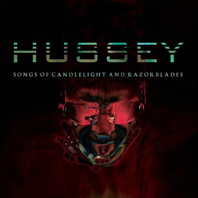 Wayne Hussey SONGS OF CANDLELIGHT & RAZORBLADES CD