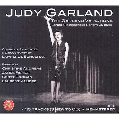 Judy Garland GARLAND VARIATIONS CD