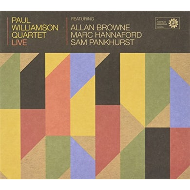 Paul Williams LIVE CD