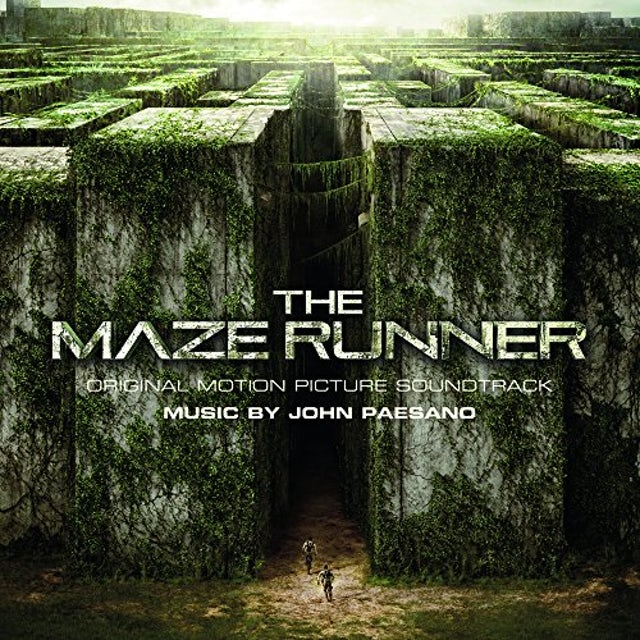 MAZE RUNNER / O.S.T. (HOL) MAZE RUNNER / Original Soundtrack Vinyl Record