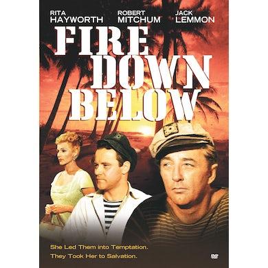 FIRE DOWN BELOW DVD