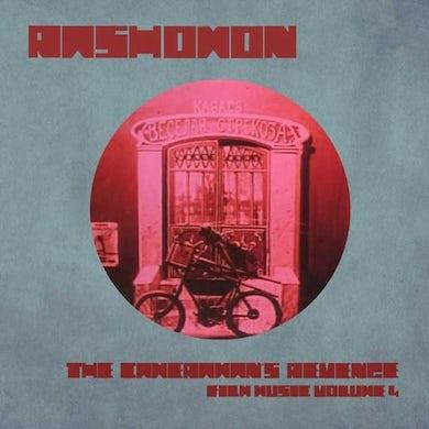 RASHOMON (W/DVD) CAMERAMANS REVENGE / Original Soundtrack Vinyl Record