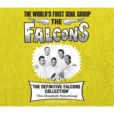 DEFINITIVE FALCONS COLLECTION: COMP RECORDINGS CD