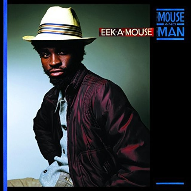 Eek-A-Mouse MOUSE & THE MAN Vinyl Record