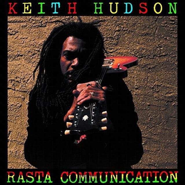 Keith Hudson RASTA COMMUNICATION Vinyl Record