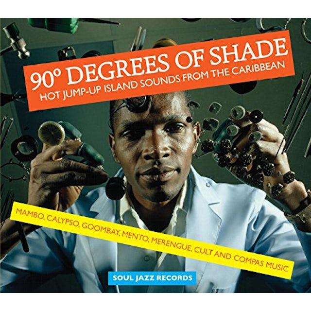 Soul Jazz Records Presents 90 DEGREES OF SHADE: VOL 1 Vinyl Record