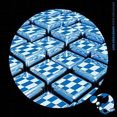 Krystian Shek SOMETIMES NOT CD
