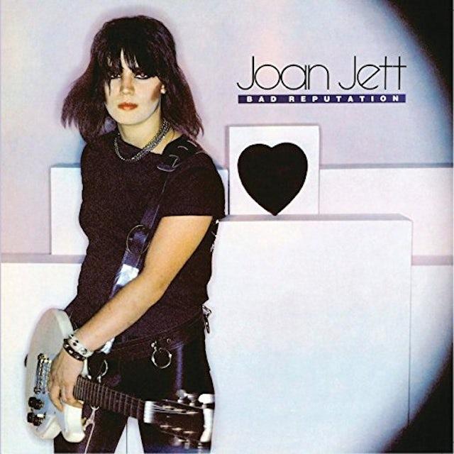 Joan Jett & The Blackhearts BAD REPUTATION Vinyl Record