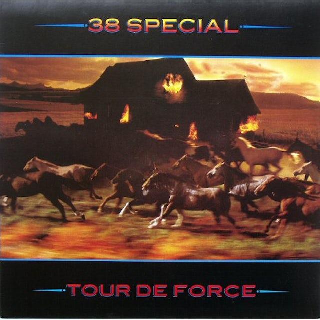 38 Special TOUR DE FORCE Vinyl Record