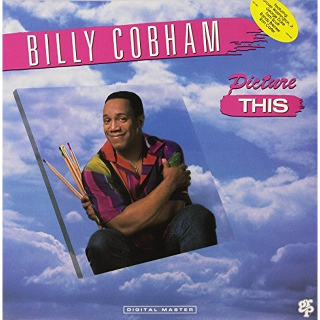 Billy Cobham & Grover Jr. Washington PICTURE THIS Vinyl Record