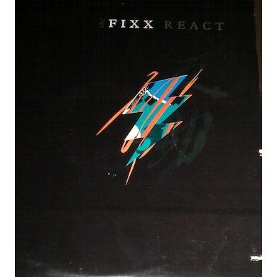 Fixx REACT (LIVE) Vinyl Record