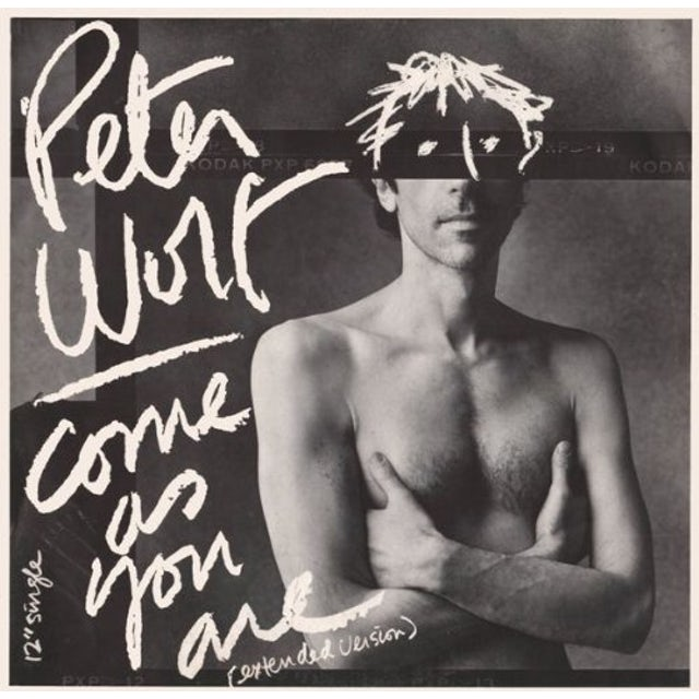 Peter Wolf COME AS YOU ARE Vinyl Record