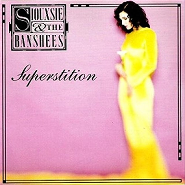Siouxsie And The Banshees SUPERSTITION CD