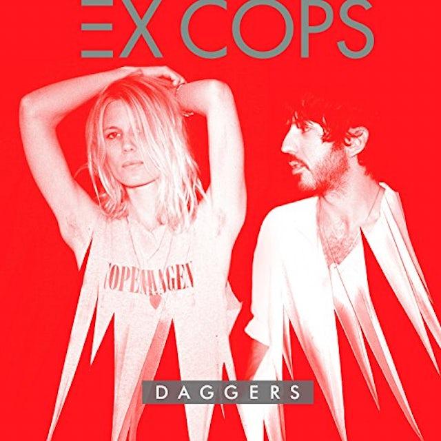 Ex Cops DAGGERS Vinyl Record