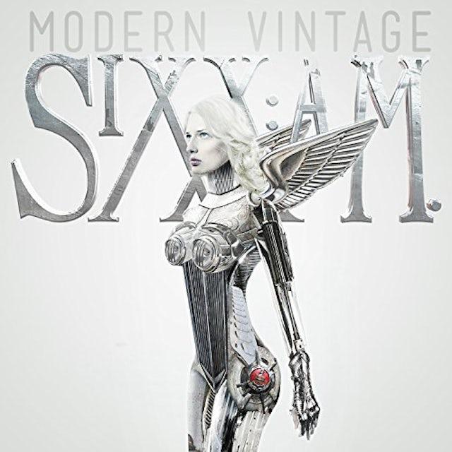 Sixx:A.M. MODERN VINTAGE Vinyl Record