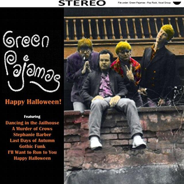 Green Pajamas HAPPY HALLOWEEN CD