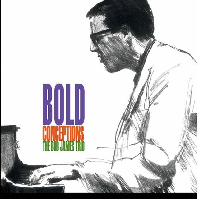 Bob James BOLD CONCEPTIONS Vinyl Record
