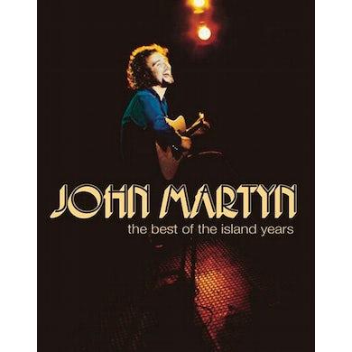 John Martyn BEST OF THE ISLAND YEARS CD