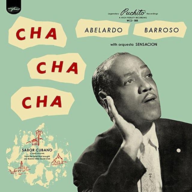 Abelardo Barroso / Orquesta Sesacion CHA CHA CHA CD