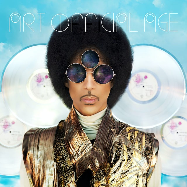 Prince ART OFFICIAL AGE Vinyl Record