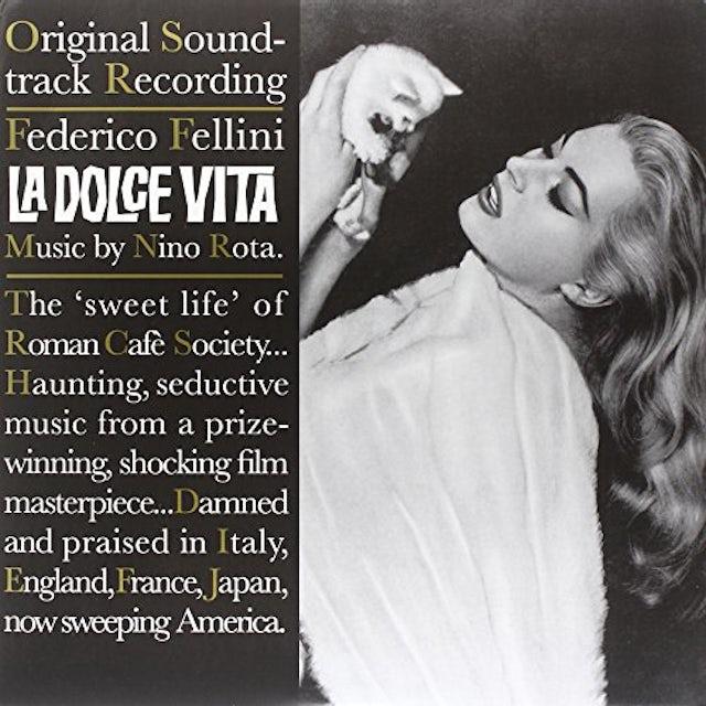 Nino (Ltd) Rota LA DOLCE VITA / O.S.T. Vinyl Record