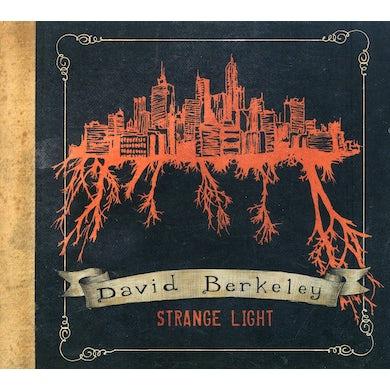 David Berkeley STRANGE LIGHT CD