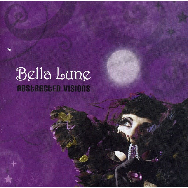 Bella Lune ABSTRACTED VISIONS CD