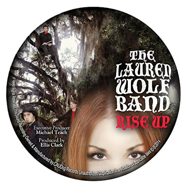 Lauren Wolf RISE UP CD