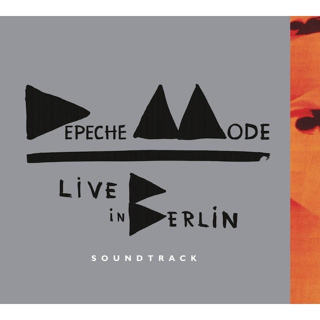Depeche Mode LIVE IN BERLIN SOUNDTRACK CD