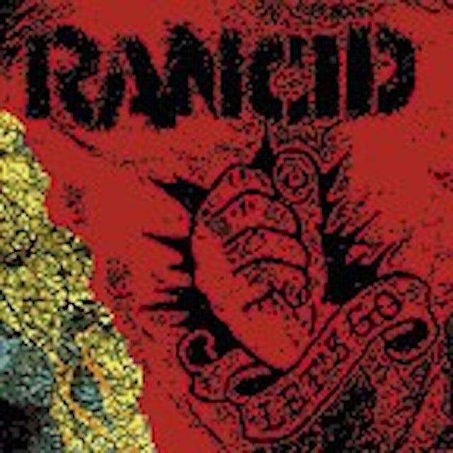 Rancid LET'S GO (20TH ANNIVERSARY REISSUE) Vinyl Record
