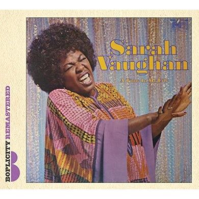 Sarah Vaughan TIME IN MY LIFE CD